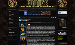 Eddies Italian Iron Maiden FC